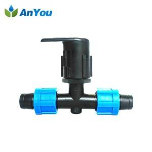 16mm connector for Layflat Hose