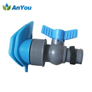 Valve for Spray Tube and Layflat Hose