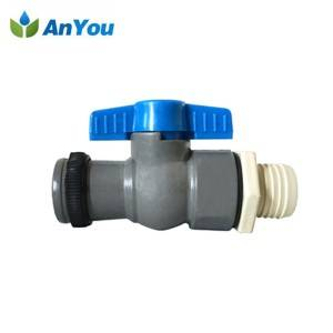 Valve for Spray Tube and PVC Pipe
