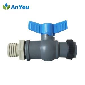 factory customized Netafim Micro Sprinkler - Offtake Valve for Spray Tube and PVC Pipe / PE Pipe – Anyou