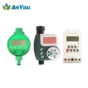 Water Timer for Automatic Garden Irrigation