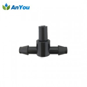 Chinese wholesale Pc Dripper -  Tee for Micro Sprinkler AY-9146 – Anyou