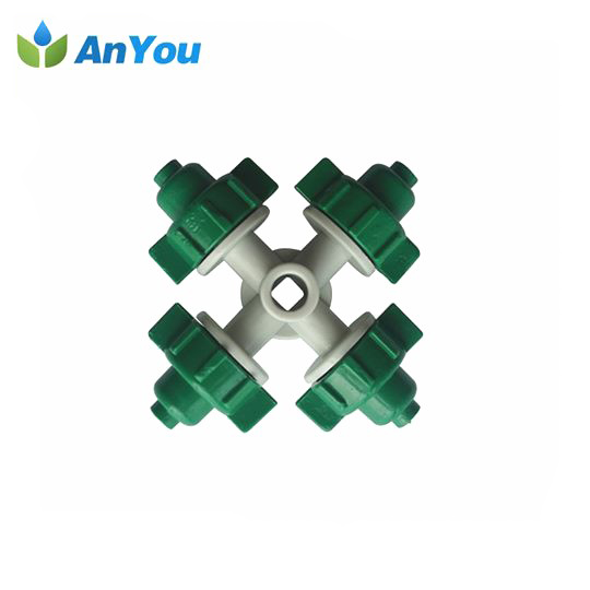Manufacturing Companies for Button Dripper - Four Head Fogger AY-1004 – Anyou
