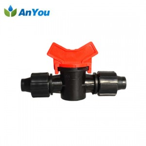 Lock Coupling Valve for Drip Tape AY-4023