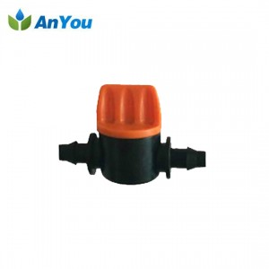 Newly Arrival Pressure Compensating Drip Tape - Valve for Micro Sprinkler AY-9160C – Anyou