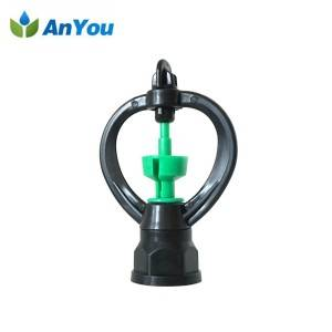 Butterfly Sprinkler Green Nozzle