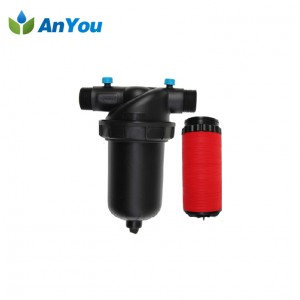T-type Filter for Irrigation