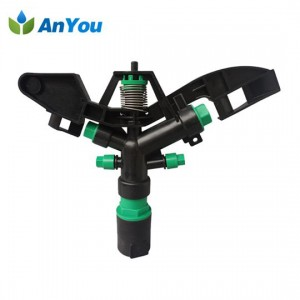 China Gold Supplier for Self-Compensating Dripper - Plastic Impact Sprinkler AY-5104 – Anyou