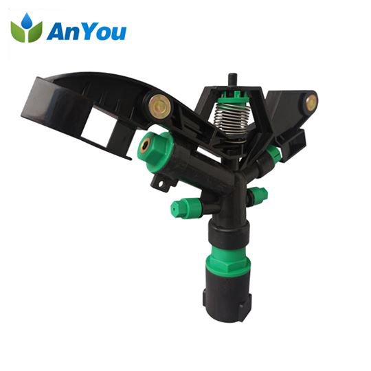 Plastic Impact Sprinkler AY-5104 Featured Image