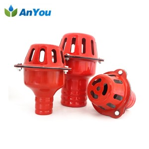 China Drip Tape Suppliers - Foot Valve for Water Pump – Anyou