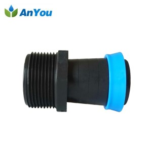Male Thread Offtake for Spray Tube