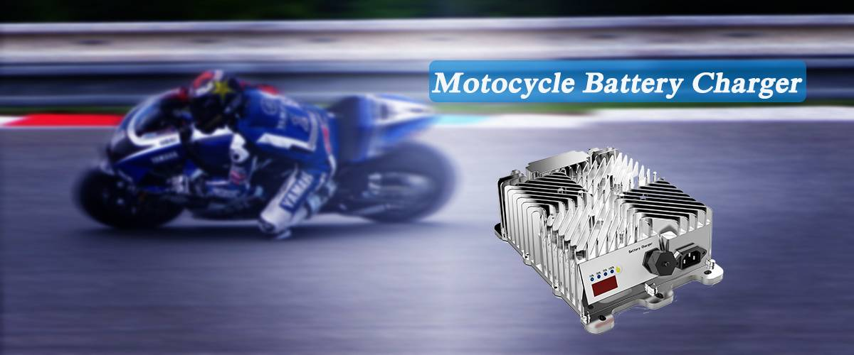 Motocycle Battery Charger