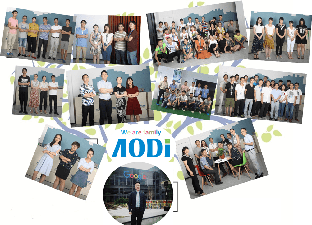 AODI Family welcome you join us