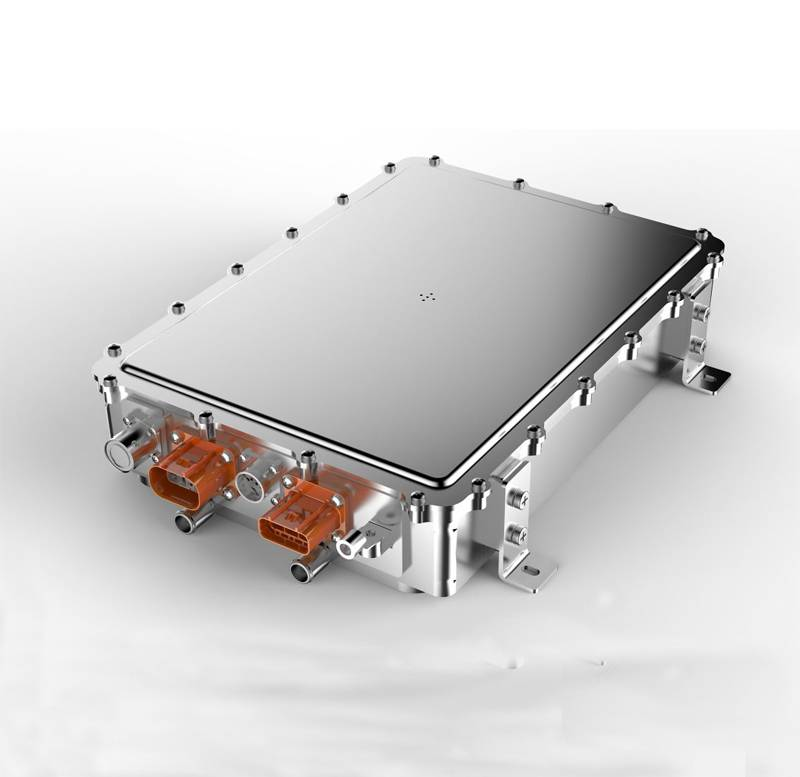 6.6KW OBC+2KW DC/DC Converter Liquid Cooling Featured Image