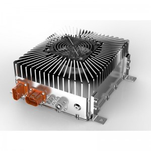 3.3KW OBC + 1.5KW DC / DC Converter Air Cooling