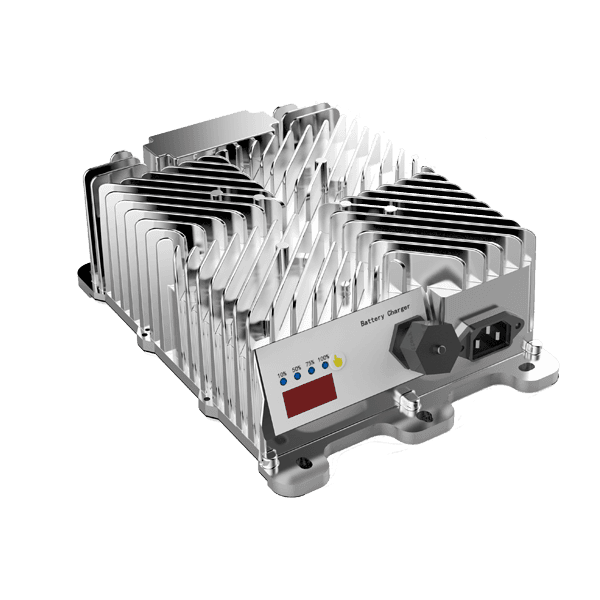 Scissor lift Charger QC Series Featured Image