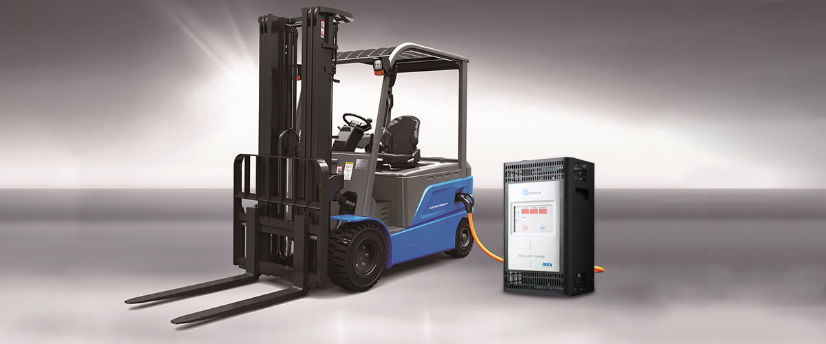 Forklifts Battery Charger