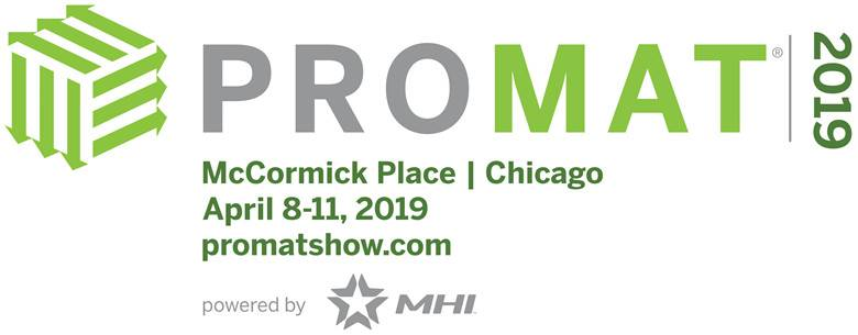 2019 Promat Booth #S5461- Chicago