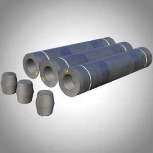 HP GRAPHITE ELECTRODES - the Diameters Range Kubva 200 mm 600 mm
