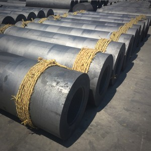 UHP GRAPHITE ELECTRODE – Low Electrical Resistance, High Density