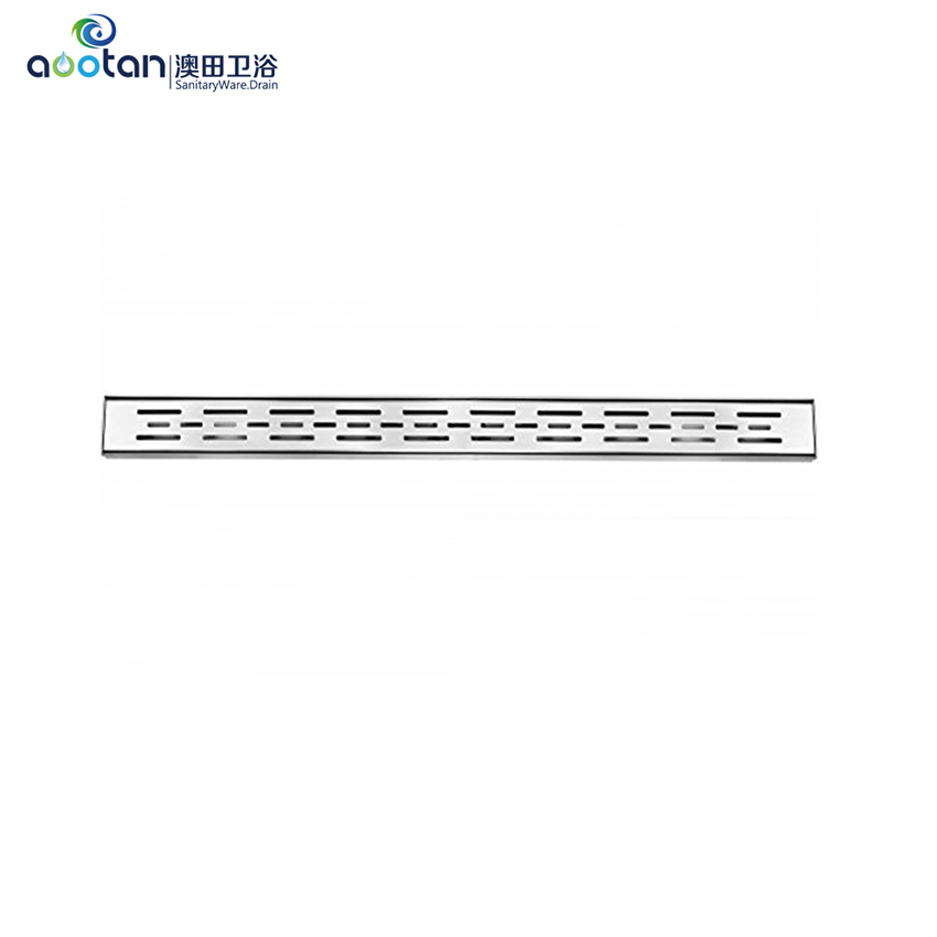 Chinese Professional brass shower drainer -
