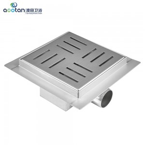 Renewable Design for Stainless Steel Gutter Drain -