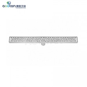 New Delivery for Brushed Square Floor Drain -