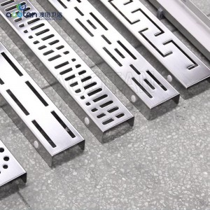 Manufactur standard Pop Up Floor Drain -