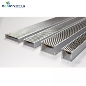 Factory source Trench Drain Lowes -