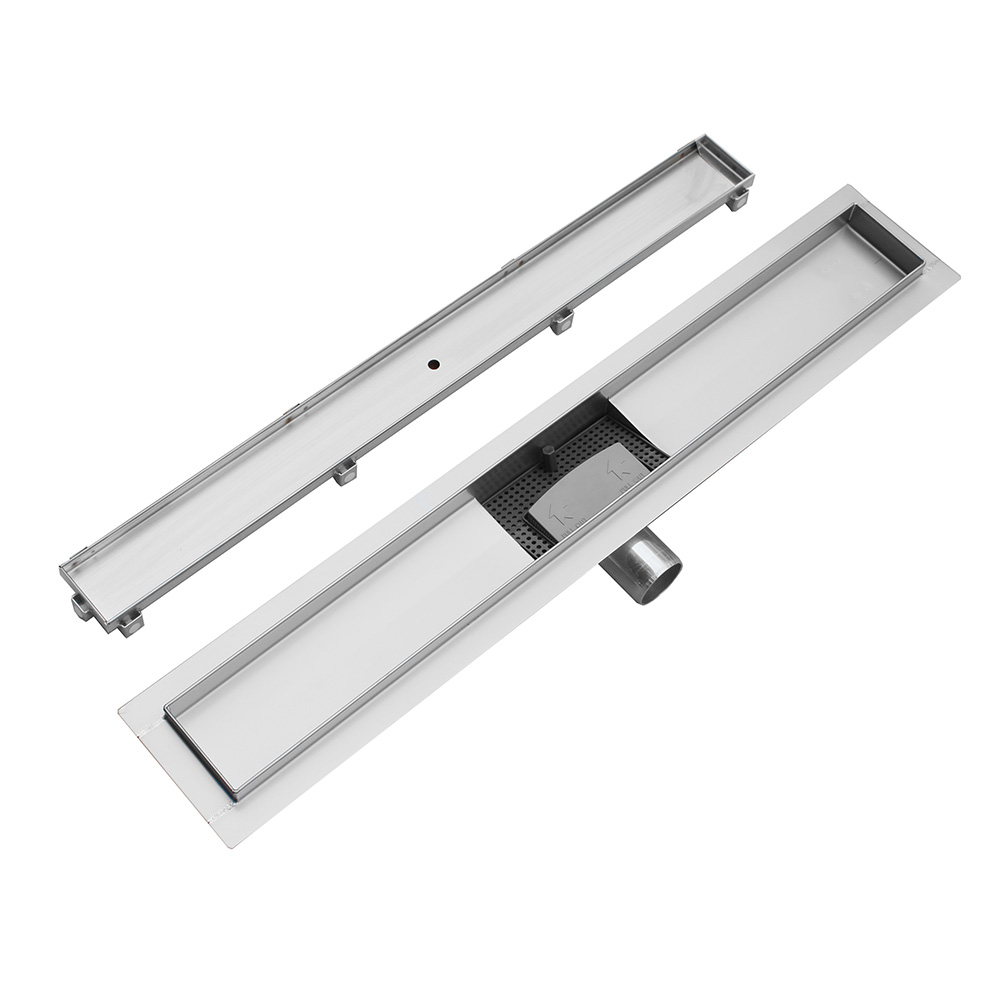 High Performance pop-up floor drain -