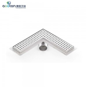 Factory best selling Square Shaped Drain -