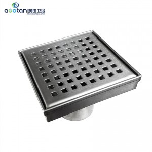 Factory Cheap zinc shower rain -
