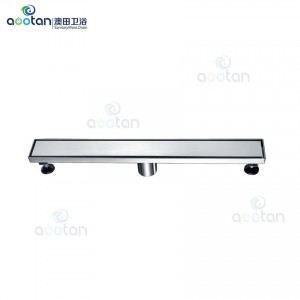 Short Lead Time for Linear Tile Insert Drain -