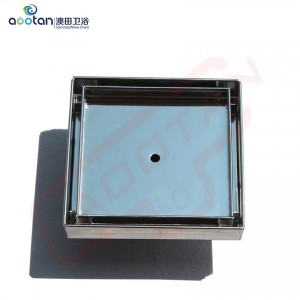 Factory best selling Plastic Shower Floor Drain -