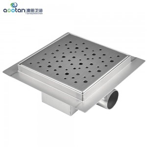 Factory source Flower Shaped Shower Drains -