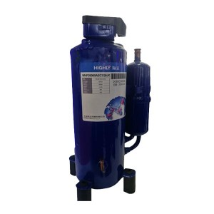 Compressor manokana for CRAC