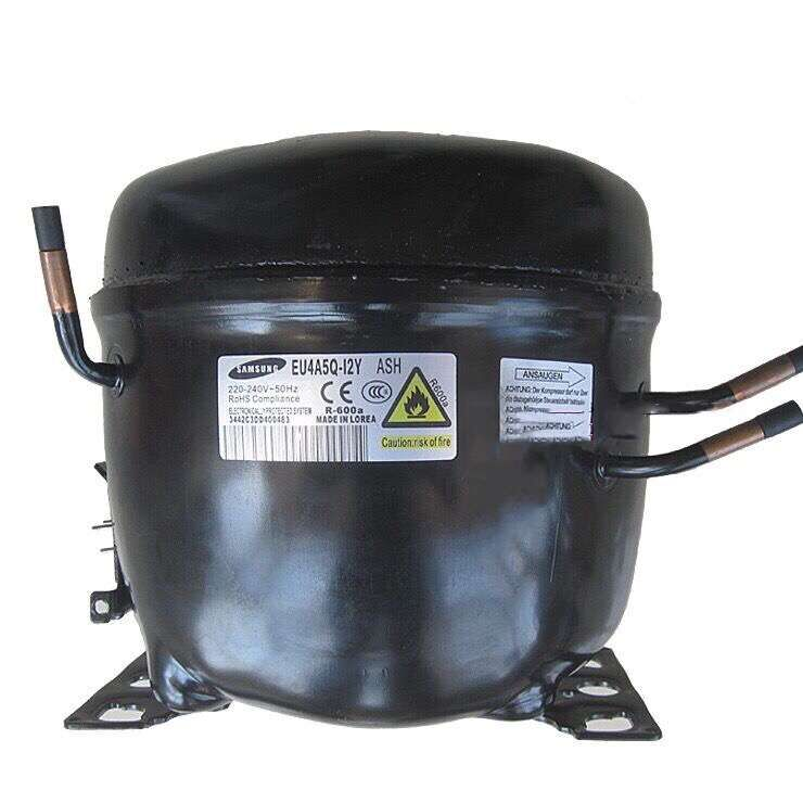 New Delivery for Reciprocating Compressor R134a LBP AC 115V~60Hz to Hamburg Factory