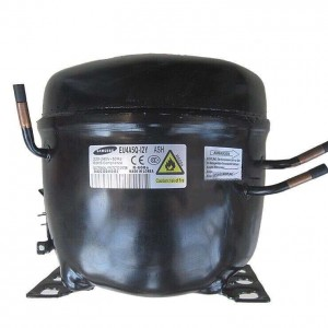 Reciprocating Compressor R134a LBP AC 100V ~ 50 / 60Hz