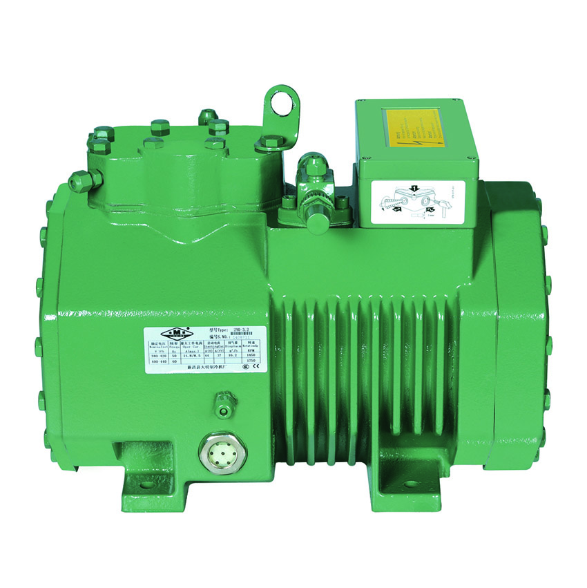 SEMI-HERMETIC RECIPROCATING COMPRESSOR R22 R404A R134A R507A 2y-2.2 Featured Image