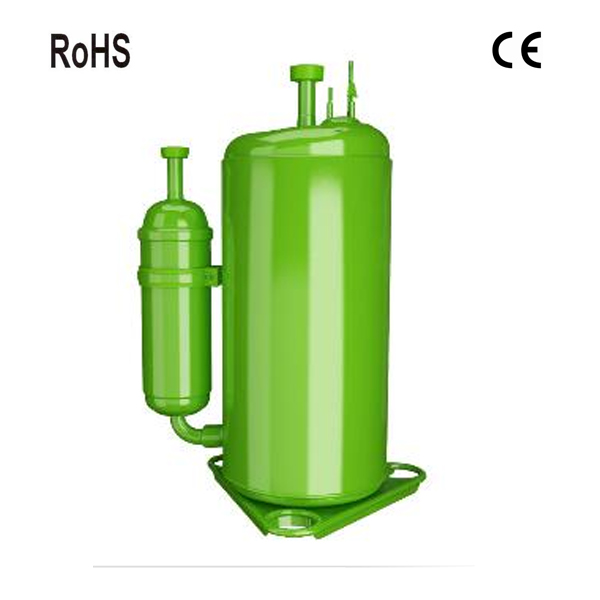 GMCC Green Nagpapalamig Rotary Air Conditioning Compressor R32 DC Inverter Single silindro Tampok na Larawan