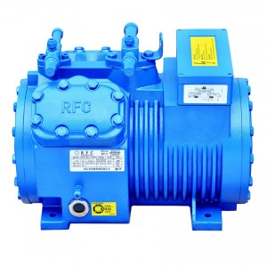 SEMI-HERMETIC RECIPROCATING compressor R22 R404A R134A R507A RFC 6Cylinders
