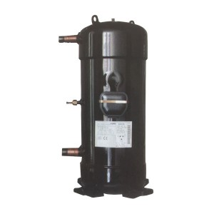 Sanyo Scroll Compressor Daxili High Pressure Design R410A (50Hz 380-415V / 60Hz 440-460V)