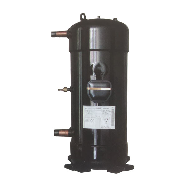 Sanyo Scroll Compressor Daxili High Pressure Design R410A (50Hz 380-415V / 60Hz 440-460V) Featured Image