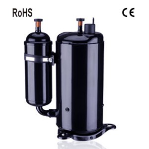 China OEM GMCC R410A Fixed frequency Air Conditioning Rotary Compressor 265V 1φ-60HZ to Jordan Factory