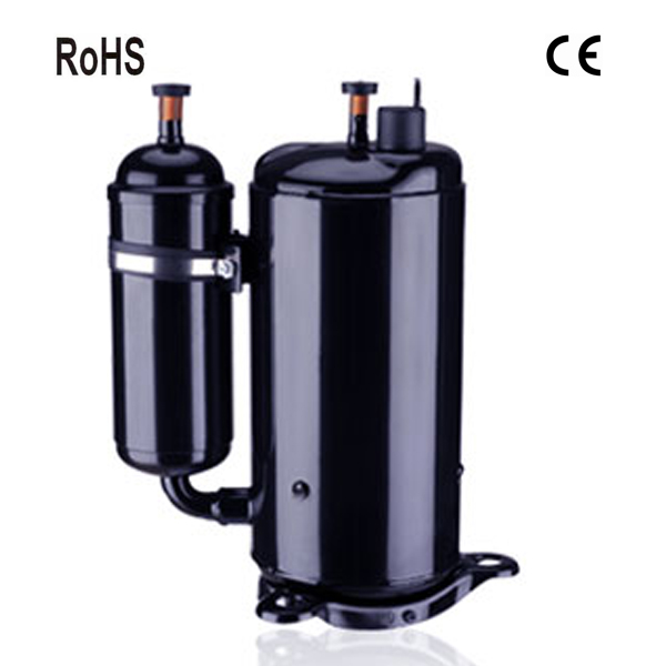 Online Exporter GMCC R410A Fixed frequency Air Conditioning Rotary Compressor 230V 60HZ Supply to Monaco
