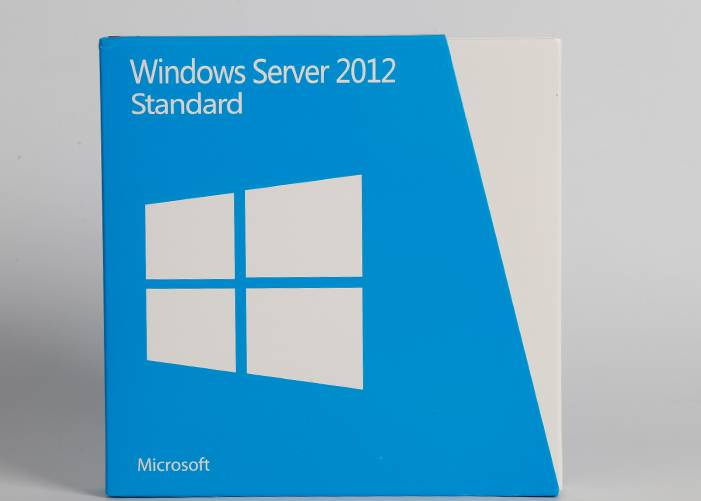 Autentisk Windows Server Standard 2012 R2 standard esken 5 Cals nøkkelen