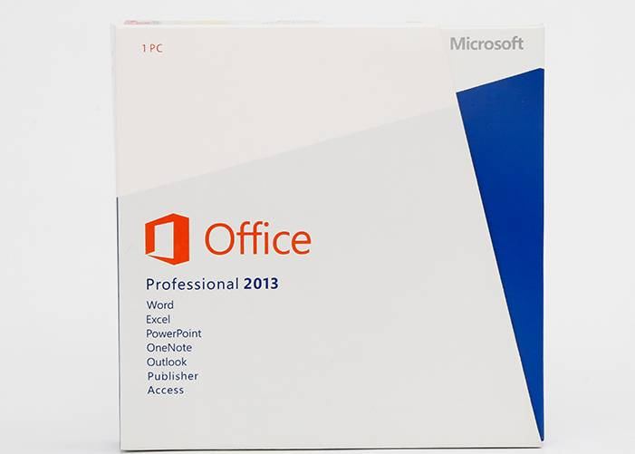 A Microsoft Office 2013 Pro Plus