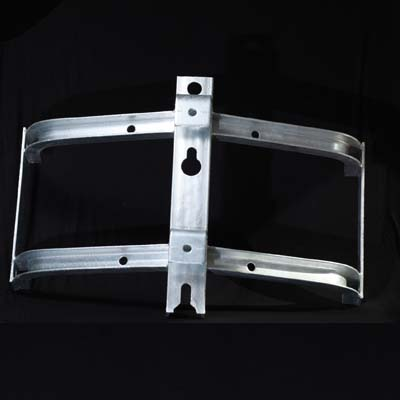 PriceList for Galvanized Pole Top Bracket -