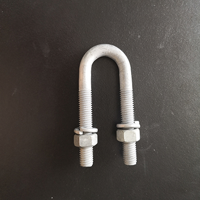 Pole line hardware -U Bolt and Nut