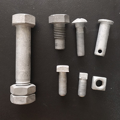 OEM Supply Pole Line Hardware Thimble Eye Bolts -